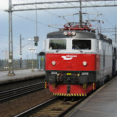 Станция  Södertälje Syd