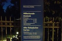 Volkerkundemuseum der Univeritat Zurich, Zurich, Switzerland