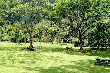 Hoomaluhia Botanical Gardens, Kaneohe, United States