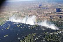 Bonisair Helicopters, Victoria Falls, Zimbabwe