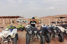 Red Sand Dunes, Riyadh, Saudi Arabia
