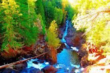 Copper Falls State Park, Mellen, United States