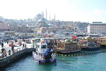 Galata Koprusu, Istanbul, Turkey