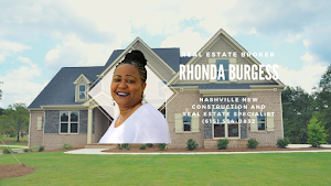 Rhonda Burgess, Broker - Southern Living Realty Partners <!-- Invalid Character -->