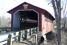 Silk Road Covered Bridge, Bennington, United States