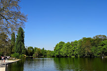 Lac des Minimes, Paris, France