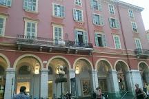 Place Massena, Nice, France