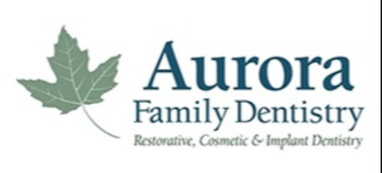 Aurora Family Dentistry Logo GMB Post Picture