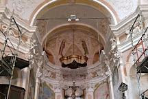 Oratorio della Confraternita dei Neri Mortis et Orationis, Monterosso al Mare, Italy