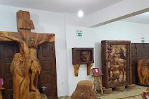 Wooden Museum, Axos, Greece