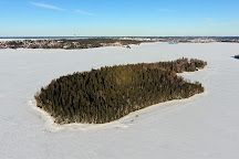 Viikinsaari Island, Tampere, Finland