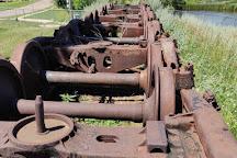 North Dakota State Railroad Museum, Mandan, United States