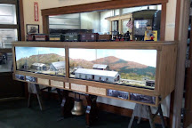 Tanana Valley Model Railroad Display, Fairbanks, United States