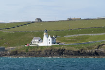 Holburn Head Lighthouse, Scrabster, United Kingdom