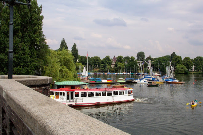 Alsterdampfschiffahrt, Hamburg, Germany