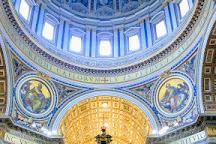 Basilica of Saint Peter, Assisi, Italy