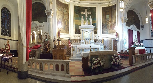Church of the Most Precious Blood