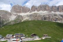 Sass Pordoi, Canazei, Italy