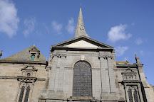 Saint-Malo Cathedral, Saint-Malo, France