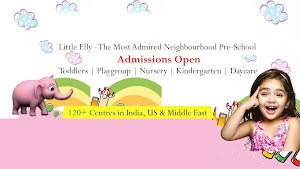 Little Elly | Preschool Indiranagar | Nursery school | Play school | LKG | UKG school