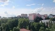 Парк им. 1 мая на фото Курска