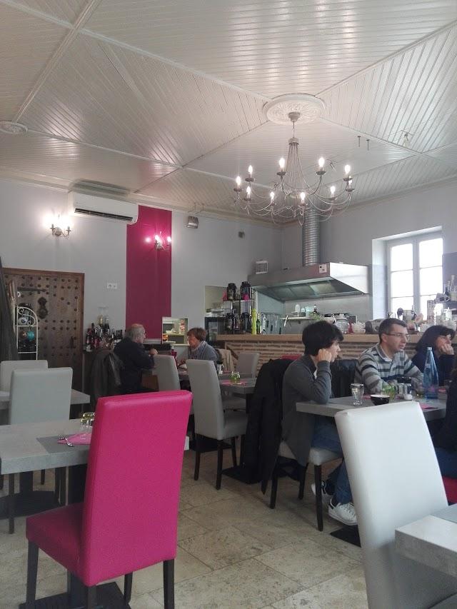 Restaurant Crêperie aux Sarrazines du Faubourg Lauzerte 82