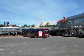 Автобусная станция   Bussijaam