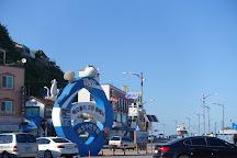 Mangsang Beac, Donghae, South Korea