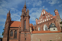St. Anne's Church, Vilnius, Lithuania