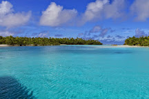 One Foot Island, Aitutaki, Cook Islands