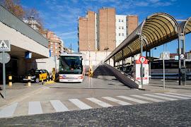 Автобусная станция   Barcelona