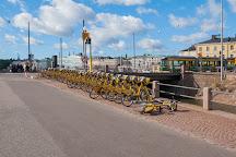 Helsinki City Bikes, Helsinki, Finland