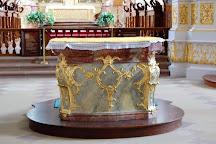 Eglise Abbatiale Saint Maurice d'Ebersmunster, Ebersmunster, France