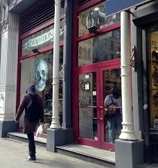 The Evolution Store new-york-city USA