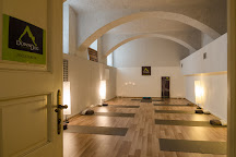 Downdog Yoga Studio Oktogon, Budapest, Hungary