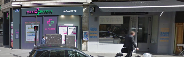 Selarl Pharmacie la Fayette