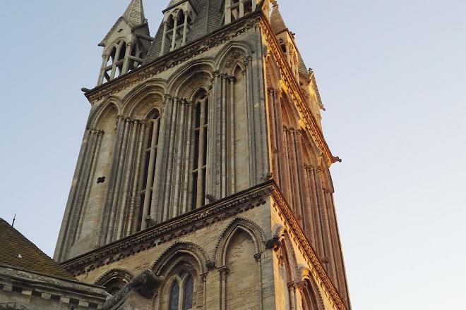 Eglise Saint Martin, Caen, France