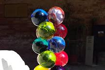 Stefano Morasso Studio Murano Glass Fine Art, Venice, Italy