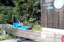 Alpine-Coaster-Golm, Tschagguns, Austria