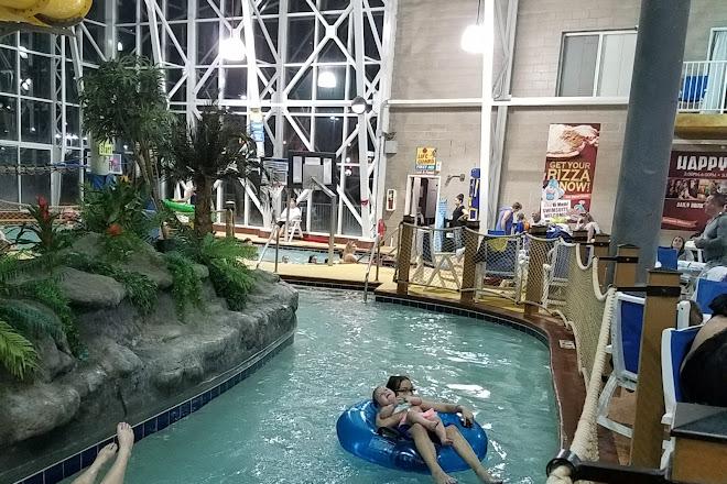 Visit WaTiki Indoor Waterpark Resort on your trip to Rapid City