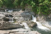 Sandan Falls, Ashibetsu, Japan