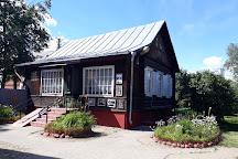 Marc Chagall Home, Vitebsk, Belarus