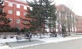 Алтайский государственный аграрный университет, Молодежная улица на фото Барнаула