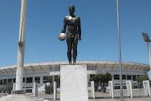 Estadio Nacional Julio Martinez Pradanos, Santiago, Chile