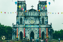 Eglise de Mang Lang, Tuy Hoa, Vietnam