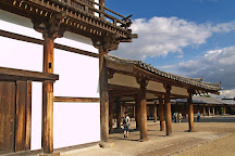 Horyu-ji Temple, Ikaruga-cho, Japan