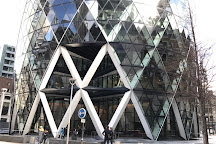 30 St Mary Axe (The Gherkin), London, United Kingdom