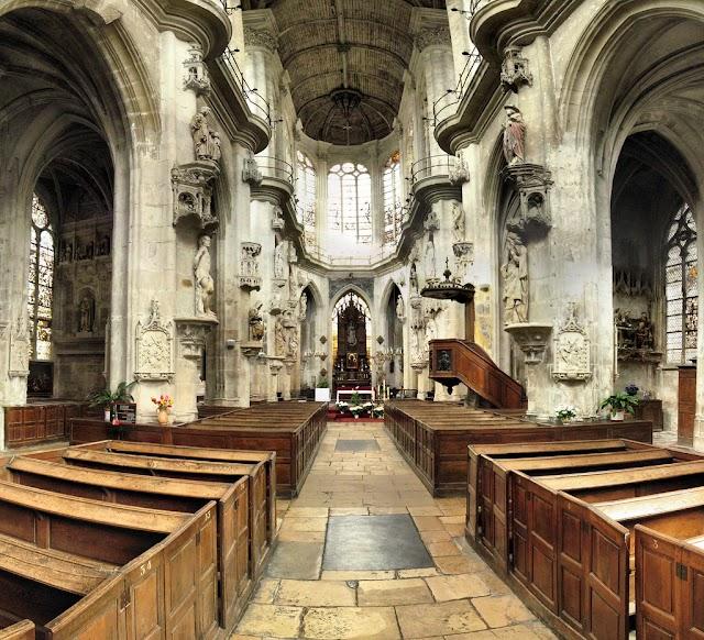 Église St-Pantaléon