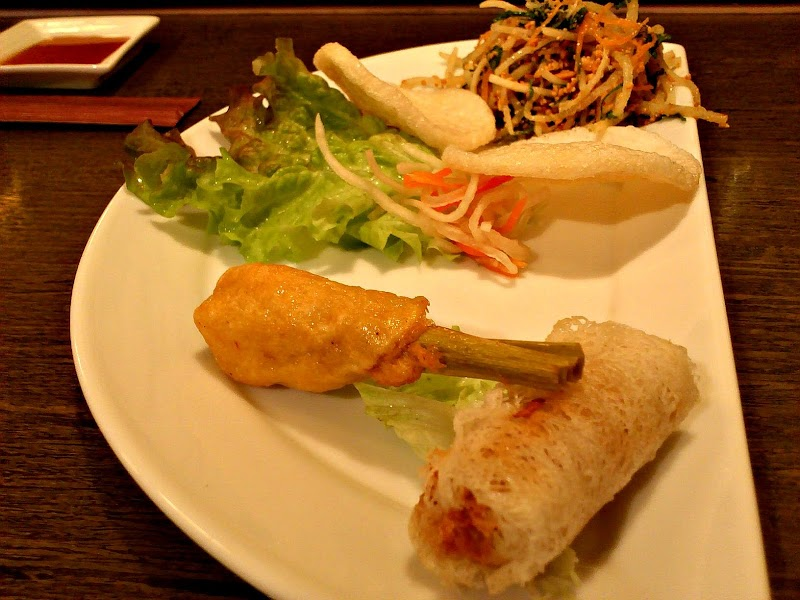 Hanoi ベトナムの食卓