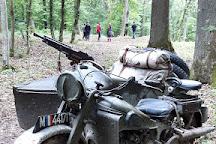 Casemates du Huberbusch - 164e RIF (Ligne Maginot), Chemery-les-Deux, France